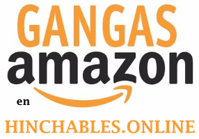GANGAS AMAZON EN HINCHABLES