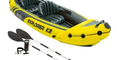 Kayaks hinchables baratos-Chollo amazon