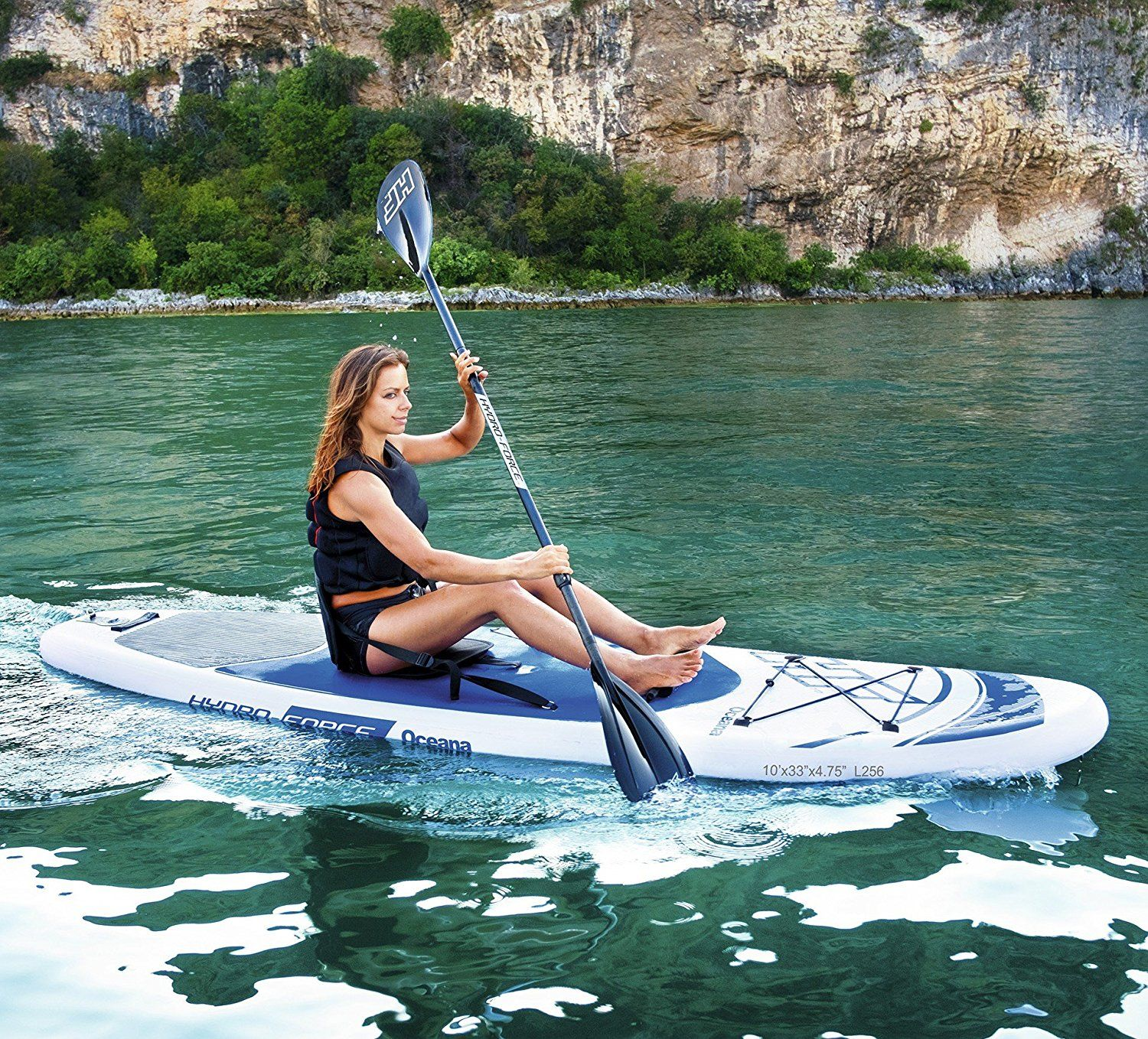 Tabla paddle surf hinchable-superchollo amazon