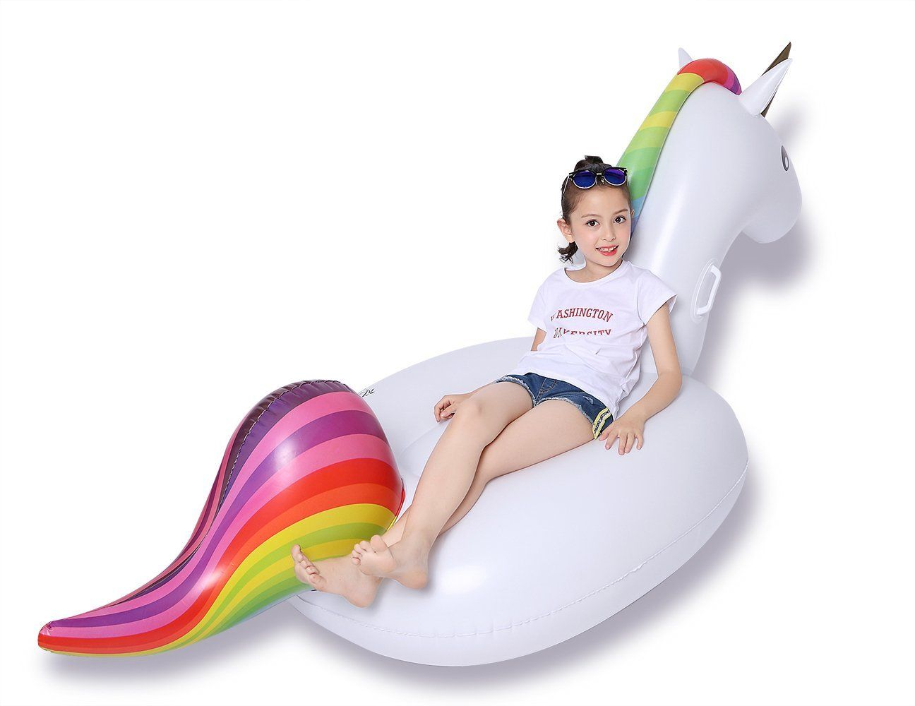 unicornio hinchable barato-ganga amazon