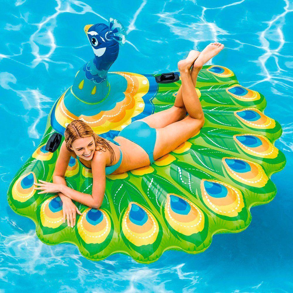 colchonetas piscina originales-oferta amazon